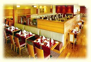 Restaurant at Claregalway Hotel Claregalway County Galway
