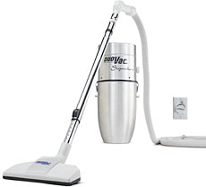 Duo Vac Central Vacuum System