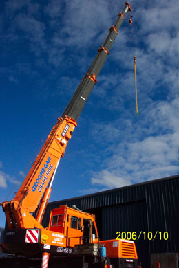 Crane Hire Galway Crane Hire Ireland Mobile Cranes Ireland