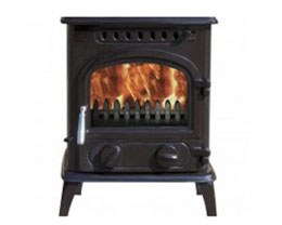 Solid Fuel Stove for The Stove Shop