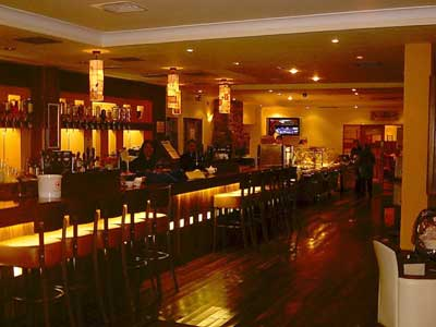 Krugers Bar at Corralea Court Hotel Tuam County Galway