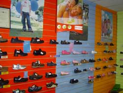 A selection of shoes from Luke OBriens Tuam county Galway