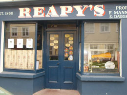 Reapys Bar located at Tullinadaly Road Tuam County Galway Ireland