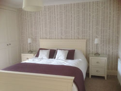 Bedroom at Dormer View Self Catering near Tuam County Galway Ireland
