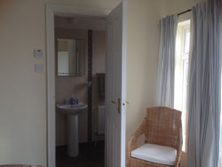 Bathroom at Dormer View Self Catering near Tuam County Galway Ireland