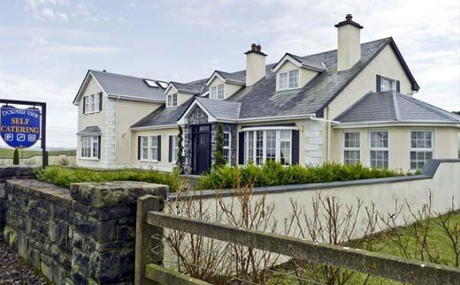 Dormer View Self Catering accommodation near Tuam County Galway Ireland