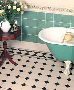 Victorian Bathroom Floors On Pinterest Victorian